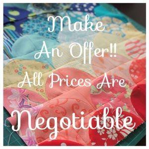 Denim - Yes!! Make an offer 